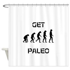 Get Paleo 1 Shower Curtain