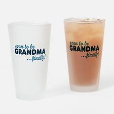 Soon to be GRANDMA Drinking Glass