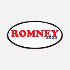 Romney 2012 Patches