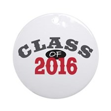 Class of 2016 Ornament (Round)