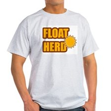 Float Herd Ash Grey T-Shirt