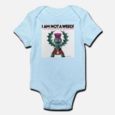 Weed? Infant Bodysuit