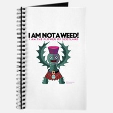 Weed? Journal