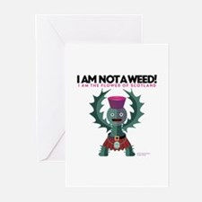 Weed? Greeting Cards (Pk of 10)