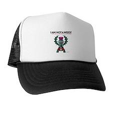 Weed? Trucker Hat