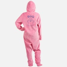 baby_ghost.png Footed Pajamas