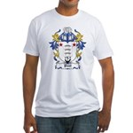 Pont Coat of Arms Fitted T-Shirt