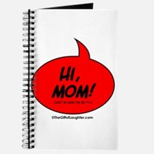 Funny Large family Journal
