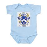Plummer Coat of Arms Infant Creeper