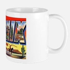 Phoenix Arizona Greetings Mug