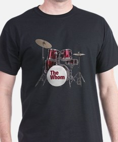 The Whom - Black T-Shirt