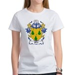 Pirie Coat of Arms Women's T-Shirt