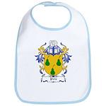 Pirie Coat of Arms Bib