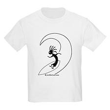 Kokopelli Surfer Kids T-Shirt