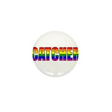 Funny Gay pride Mini Button (10 pack)