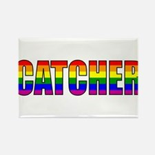 Funny Gay Rectangle Magnet (10 pack)