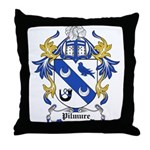 Pilmure Coat of Arms Throw Pillow