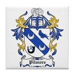 Pilmore Coat of Arms Tile Coaster