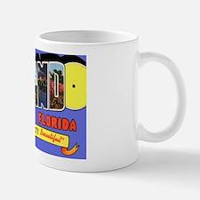 Orlando Florida Greetings Mug