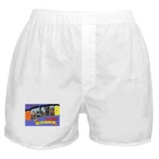 Orlando Florida Greetings Boxer Shorts