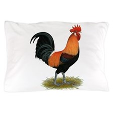 Penedesenca Rooster Pillow Case