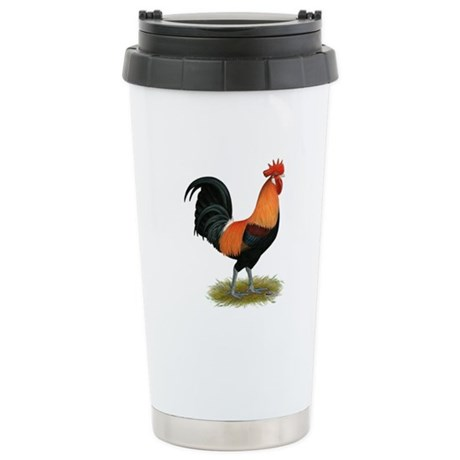 Penedesenca Rooster Stainless Steel Travel Mug