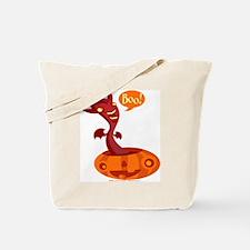 Jack-o-lantern Boo Tote Bag