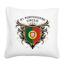 n1_portuguese_uncle.png Square Canvas Pillow