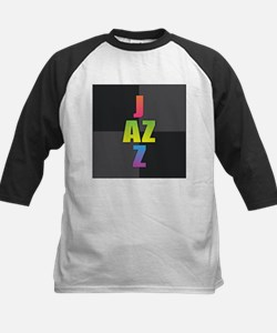Jazz Rainbow Baseball Jersey