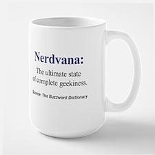Left-handed Nerdvana Mug