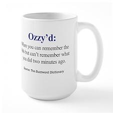 Left-handed Ozzy'd Coffee Mug