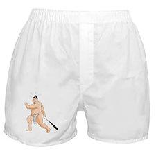 Baseball Sumo Boxer Shorts