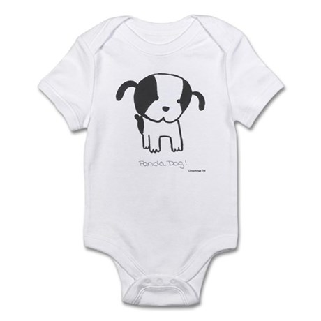 Panda Dog Infant Creeper