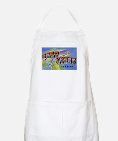 Fort Myers Florida Greetings BBQ Apron
