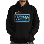 Home with Lisa Quinn Hoodie (dark)