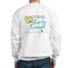 Lucky Enough Sweatshirt