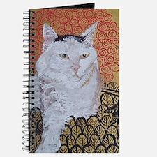 """Klimt's Cat"" Journal"