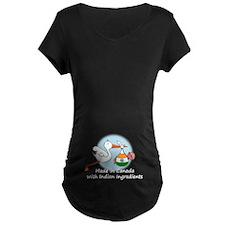 Stork Baby India Canada T-Shirt