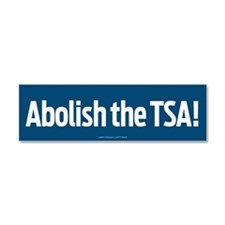 Abolish the TSA Car Magnet 10 x 3