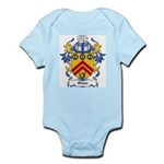 Orme Coat of Arms Infant Creeper