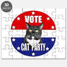 Vote: Cat Party! Puzzle