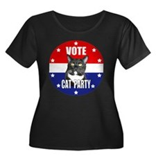 Vote: Cat Party! T