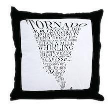 Unique Skywarn Throw Pillow