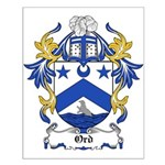 Ord Coat of Arms Small Poster