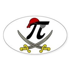 Pi - Rate Decal