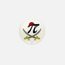 Pi - Rate Mini Button (10 pack)