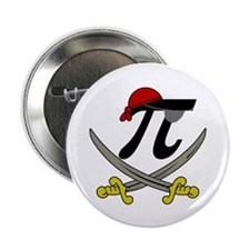"Pi - Rate 2.25"" Button"