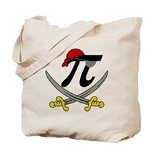Pi - Rate Tote Bag