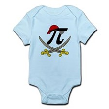 Pi - Rate Infant Bodysuit