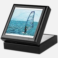 windsurf Keepsake Box
